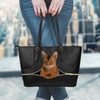 Abyssinian Cat Tote Bag V1
