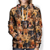 You Will Have A Bunch Of Airedale Terriers - Hoodie V1