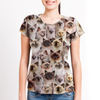 You Will Have A Bunch Of Birman Cats - Tshirt V1