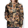 You Will Have A Bunch Of Border Terriers - Hoodie V1