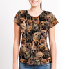 You Will Have A Bunch Of Border Terriers - Tshirt V1