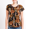 You Will Have A Bunch Of Cavalier King Charles Spaniels - Tshirt V1