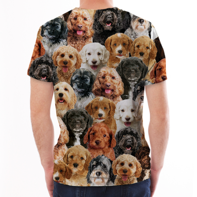 You Will Have A Bunch Of Cockapoos - Tshirt V1