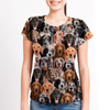 You Will Have A Bunch Of English Setters - Tshirt V1