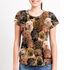 You Will Have A Bunch Of Shar Pei Dogs - Tshirt V1