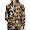 You Will Have A Bunch Of Tibetan Spaniels - Hoodie V1