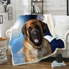 English Mastiff Blanket V1