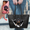 Go Out Together - Personalized Tote Bag With Your Pet's Photo V2-D