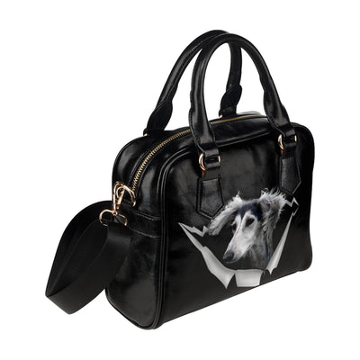 Sighthound Shoulder Handbag V1