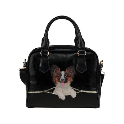 Papillon Shoulder Handbag V2