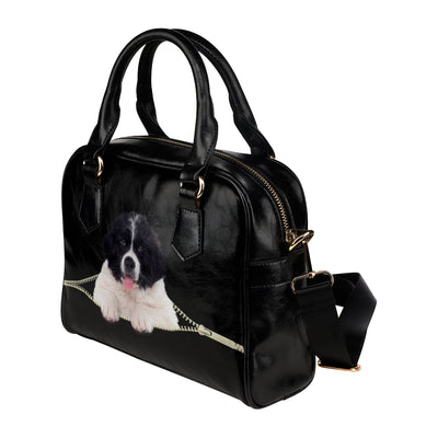 Newfoundland Shoulder Handbag V2