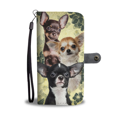 Chihuahua Wallet Case
