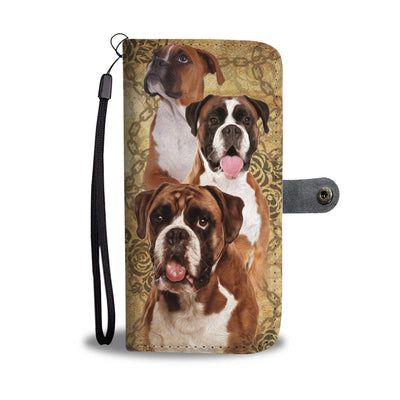 Boxer Wallet Case