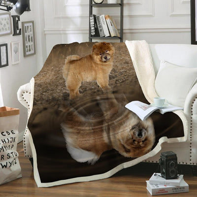Chow Chow Blanket V3
