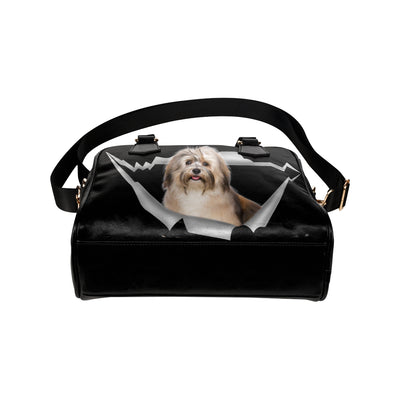 Havanese Shoulder Handbag V1
