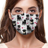 Affenpinscher Cute F-Mask V1