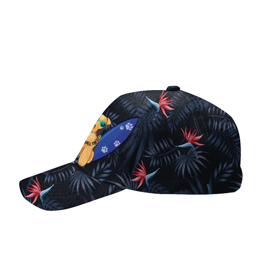 Zomer Airedale Terrier Cap V1