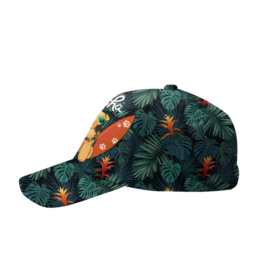 Zomer Airedale Terrier Cap V2