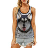 Alaskan Malamute - Hollow Tank Top V1