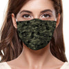 Ariegeois Camo F-Mask V1 (Set of 7 Pieces)