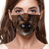 Balinese Cat F-Mask V1 (Set of 7 Pieces)