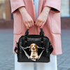 Beagle Shoulder Handbag V1