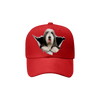 Bearded Collie Fan Club - Hat V2