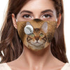 Bengal Cat F-Mask V1