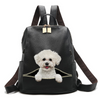Bichon Frise Backpack V1
