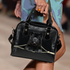 Black Chow Shoulder Handbag V2