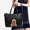 Border Terrier Unique Handbag V1