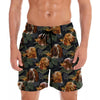 Bracco Italiano - Hawaiian Shorts V1