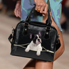 French Bulldog Shoulder Handbag V4