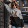 Can You See Me - Australian Cattle Hoodie V1