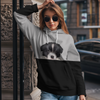 Can You See Me - Border Collie Hoodie V1