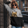 Can You See Me - Cairn Terrier Hoodie V2