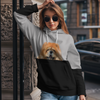 Can You See Me - Chow Chow Hoodie V1