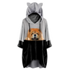 Can You See Me Now - Chow Chow Hoodie met oren V1