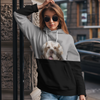 Can You See Me - Clumber Spaniel Hoodie V1