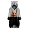 Can You See Me Now - Cockapoo Hoodie With Ears V1