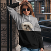 Can You See Me Now - Coton De Tulear Hoodie V1