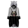 Can You See Me Now - Keeshond Hoodie With Ears V1