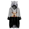 Can You See Me Now - Lakeland Terrier Hoodie With Ears V1