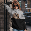 Can You See Me - Lhasa Apso Hoodie V1