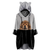 Can You See Me Now - Tibetan Mastiff Hoodie With Ears V1