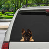 Can You See Me Now - German Shepherd Car/ Door/ Fridge/ Laptop Sticker V1