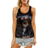 Cavalier King Charles Spaniel - Hollow Tank Top V2