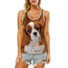 Cavalier King Charles Spaniel - Hollow Tank Top V5