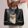 Chihuahua Luxury Handbag V1