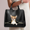 Chihuahua Luxury Handbag V2